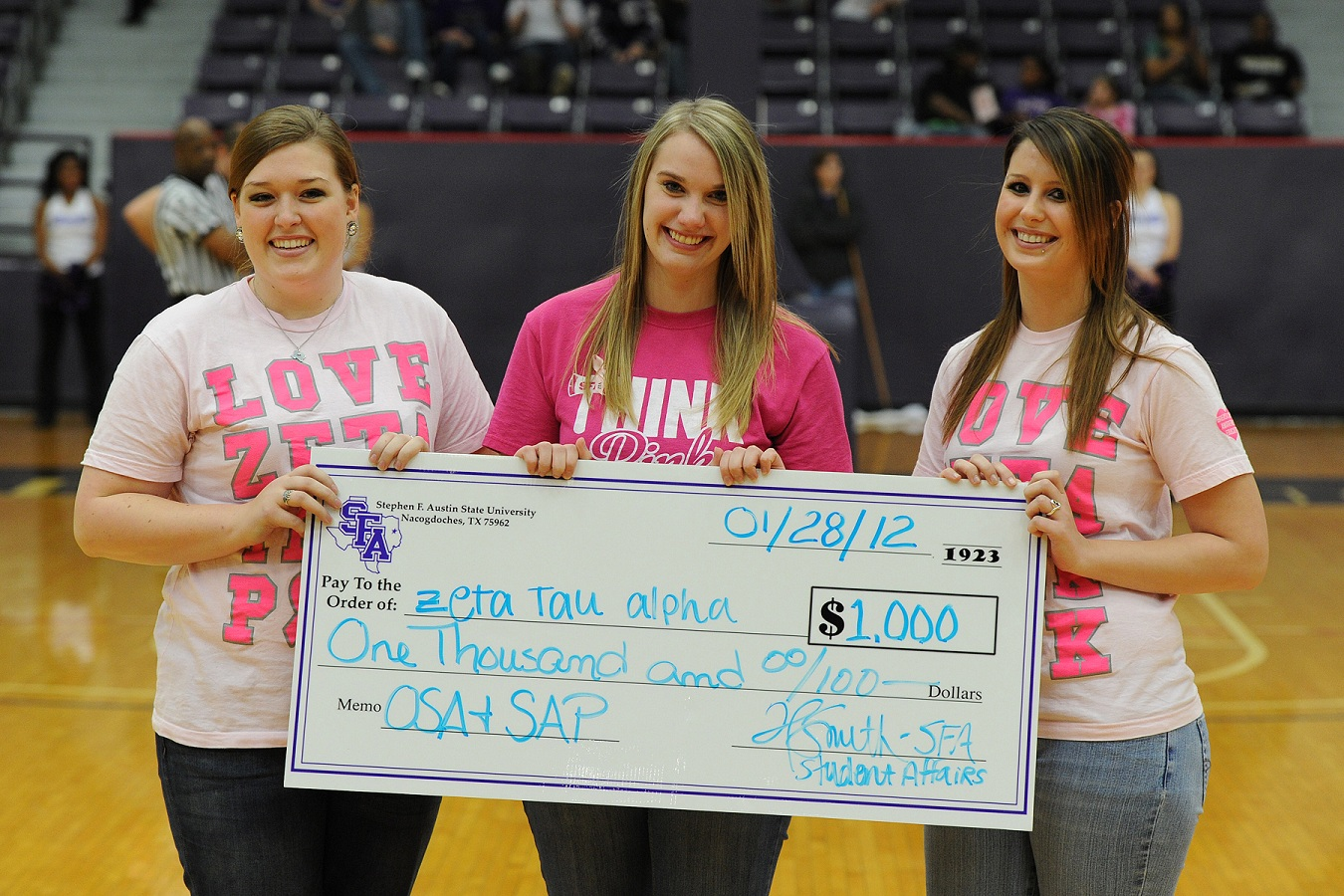 the marylands greek life event of philanthropy Greek life greek life several other philanthropy events each semester in addition to planning their own please check the panhellenic calendar for philanthropy.