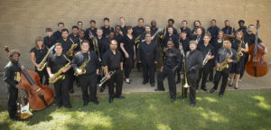 SFA's Swingin' Axes and Aces jazz bands will perform at 7:30 p.m. Friday, Oct. 7, in Cole Concert Hall on the SFA campus.