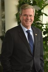 Former Florida Gov. Jeb Bush will be the guest speaker for Stephen F. Austin State University's Rusche College of Business' inaugural Nelson Rusche Distinguished Lecture Series, which is scheduled to premiere at 7:30 p.m. Thursday, Nov. 3, in the Baker Pattillo Student Center Grand Ballroom on the university's campus.