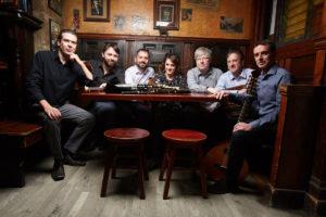 Internationally acclaimed professional Irish ensemble Danú will perform at 7:30 p.m. Friday, Dec. 16, in W.M. Turner Auditorium on the Stephen F. Austin State University campus.