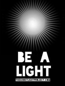 BE+A+LIGHT