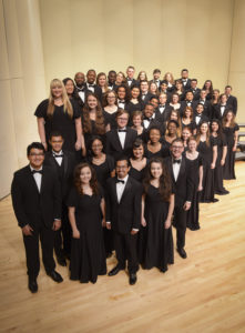"SFA's A Cappella Choir will perform G.F. Handel's ""Messiah"" at 7:30 p.m. Saturday, April 8, in Cole Concert Hall on the university campus."