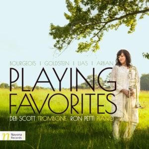 Deb Scott CD cover
