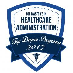 Top Master's in Healthcare Administration has ranked Stephen F. Austin State University among the top 30 universities in the nation for its bachelor's degree program in health science.