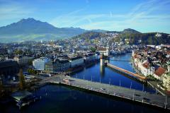 The Business and Hotel Management School is located in the heart of Lucerne, Switzerland, and is within walking distance of the city center, which will provide SFA students various opportunities to experience Switzerland's prestigious service industry.