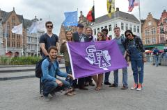 During their second week in Europe, Stephen F. Austin State University students traveled to Belgium, Germany and the Netherlands. Students visited Bruges, Belgium, a historic location known for its architecture and art.