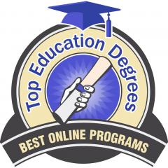Stephen F. Austin State University's online master's degree program in early childhood education has been ranked among the top 10 best online programs in the nation for 2017-18 by Top Education Degrees, a website dedicated to helping students pursing a degree in education.