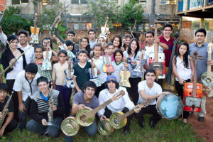 Recycled Orchestra of Cateura