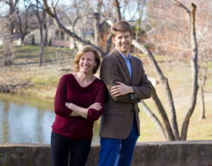 Dallas pianists Catharine Lysinger and Alex McDonald will perform at 7:30 p.m. Saturday, Sept. 23, in Cole Concert Hall on the SFA campus.