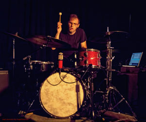 Sean Hamilton will perform a guest percussion recital at 7:30 p.m. Monday, Sept. 11, in Cole Concert Hall on the SFA campus.