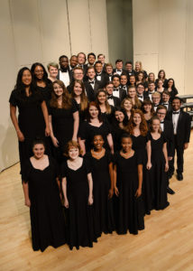SFA A Cappella Choir