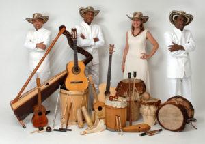 The internationally renowned Los Llaneros will perform during the 5th annual Día de los Muertos Fiesta Saturday, Nov. 4, in Nacogdoches.
