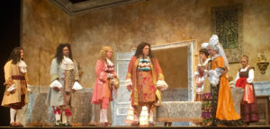 Tartuffe dress