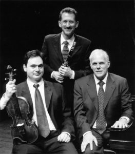 The Trio Con Brio from Texas Christian University will perform at 6 p.m. Monday, Oct. 30, in Cole Concert Hall on the SFA campus.