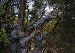 Two teams from Stephen F. Austin State University's ROTC program took home a second and seventh place overall finish during the annual Ranger Challenge competition held in October in Fort Hood.