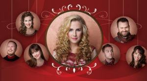 """Several entertainment options are available before and after the University Series performance of """"Christmas with the Annie Moses Band"""" at 7:30 p.m. Tuesday, Dec. 12, in W.M. Turner Auditorium on the SFA campus."""