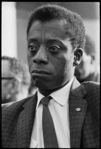 "James Baldwin in ""I Am Not Your Negro,"" a Magnolia Pictures release. Photo: Bob Adelman, Courtesy of Magnolia Pictures"