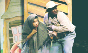 """Two performances of """"Harriet Tubman and the Underground Railroad"""" on Thursday, Feb. 1, at Stephen F. Austin State University will usher in local observances of Black History Month in February."""