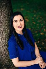 """Neusha Khaleghi, a Stephen F. Austin State University psychology graduate student, received a $1,500 grant from Psi Chi, the international honors society in psychology, to help fund her graduate research project, """"Weight-based Stigma, Self-efficacy of Dietary Control and Cortisol Levels in College Women."""""""
